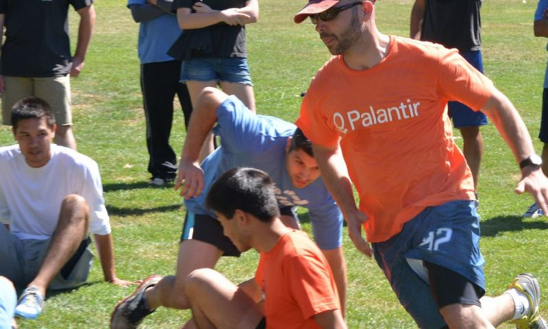Palantir's stock pummeled after Morgan Stanley recommends selling