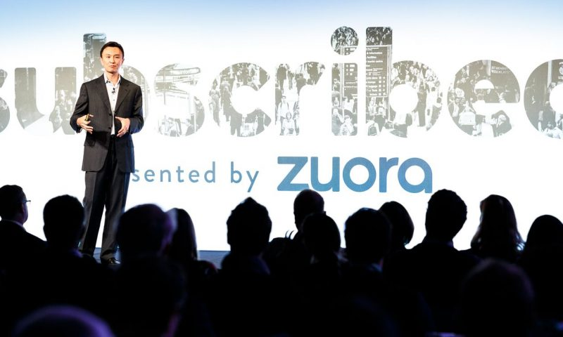 Zuora stock surges after earnings top expectations
