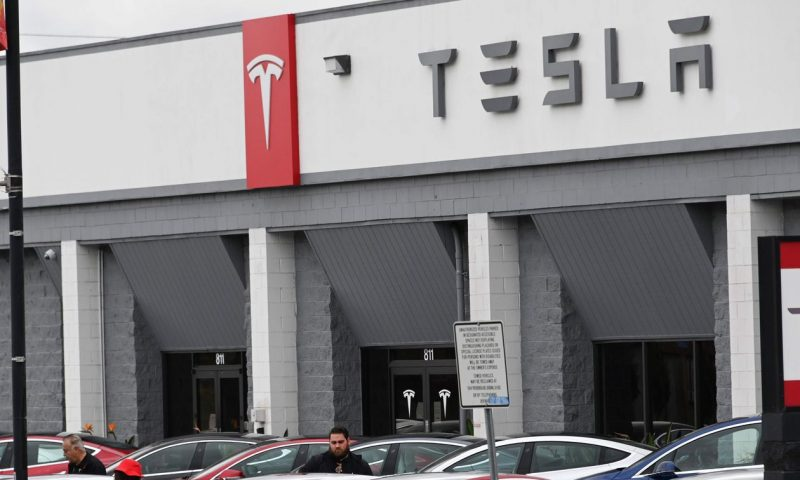 Tesla debt edges close to investment-grade rating at S&P