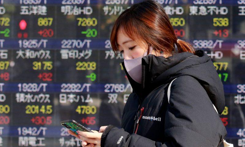 Asian markets rise after stimulus talks lift Wall Street