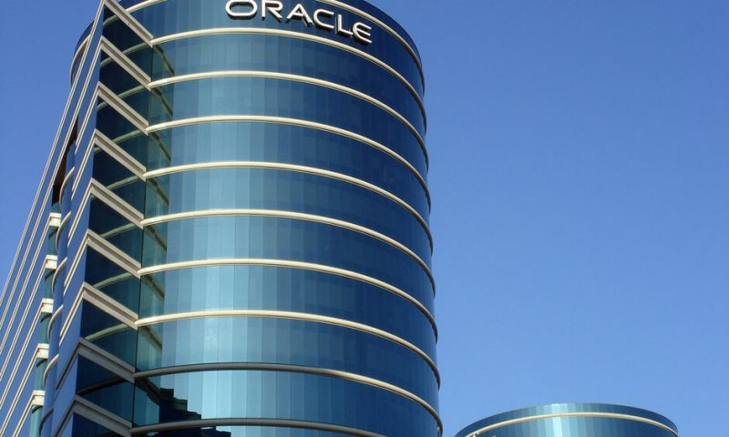 Oracle Corporation (ORCL) Rises 1.19%