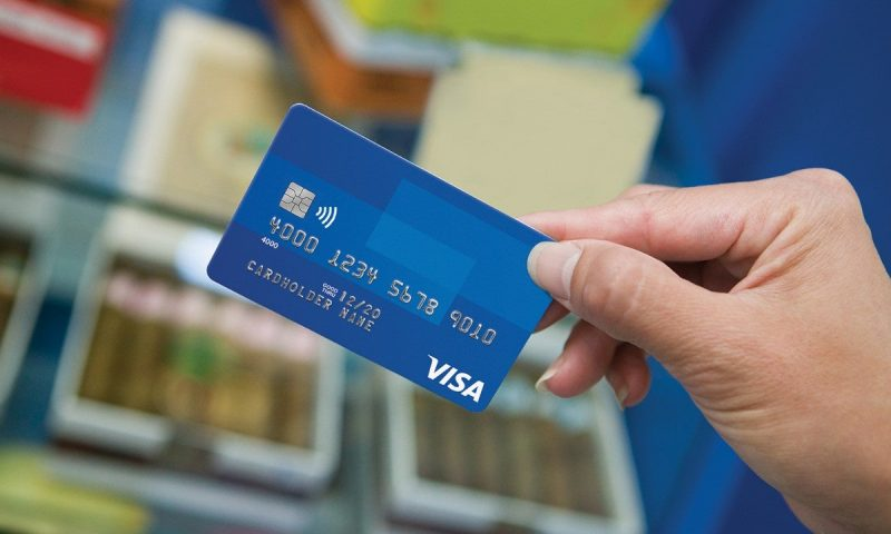 Visa Inc. (V) Rises 1.66%