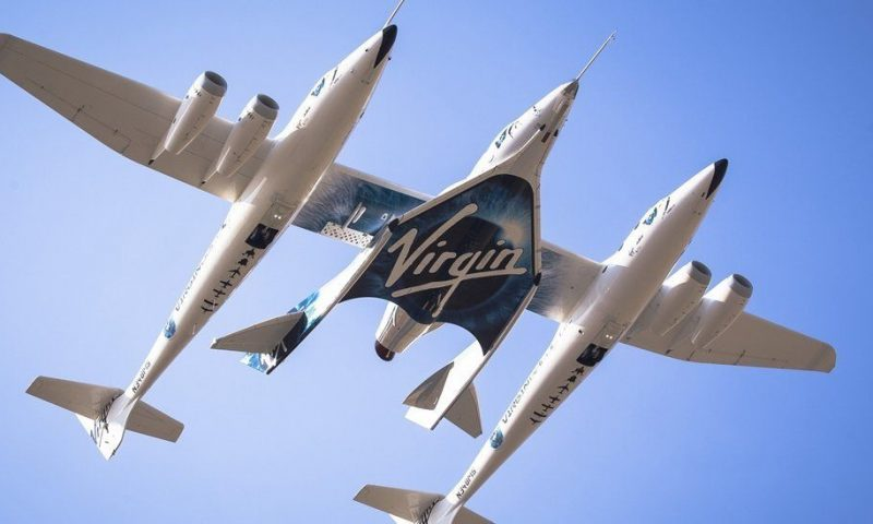 Virgin Galactic stock on track for record high