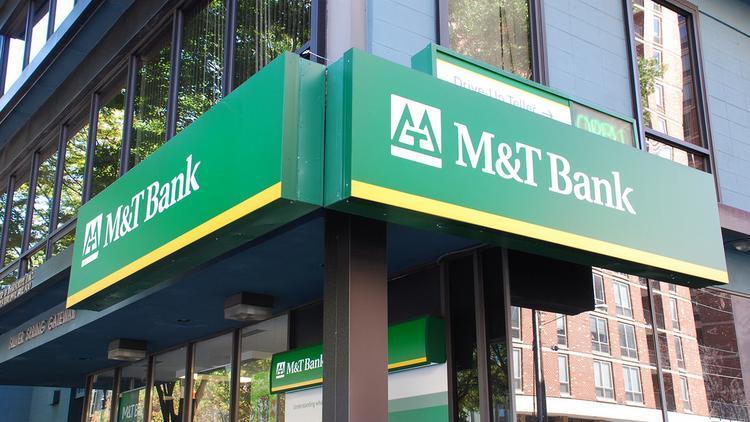 M&T Bank Corporation (MTB) Rises 1.32%