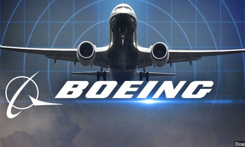 Boeing's stock falls to pace the Dow's premarket decliners