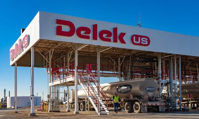 Delek US Holdings Inc. (DK) Soars 3.49%