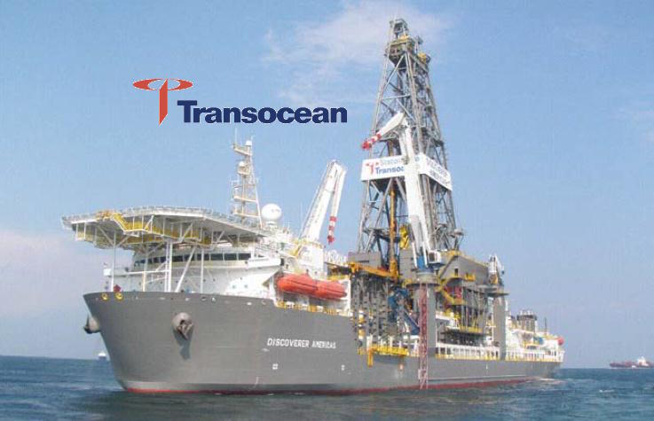 Transocean Ltd (Switzerland) (RIG) Dips 6.02%