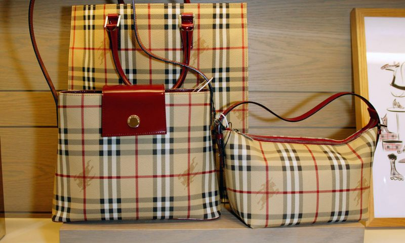 Burberry same-store sales fall more than expected