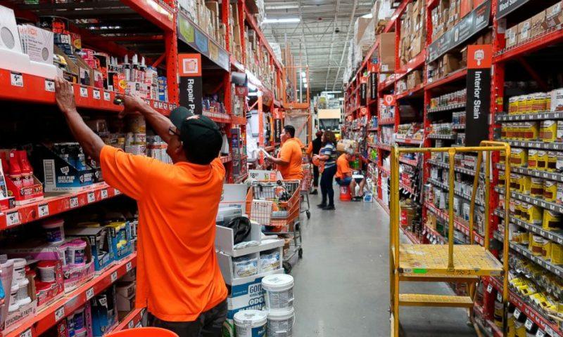 Home Depot Inc. (The) (HD) Rises 2.7%