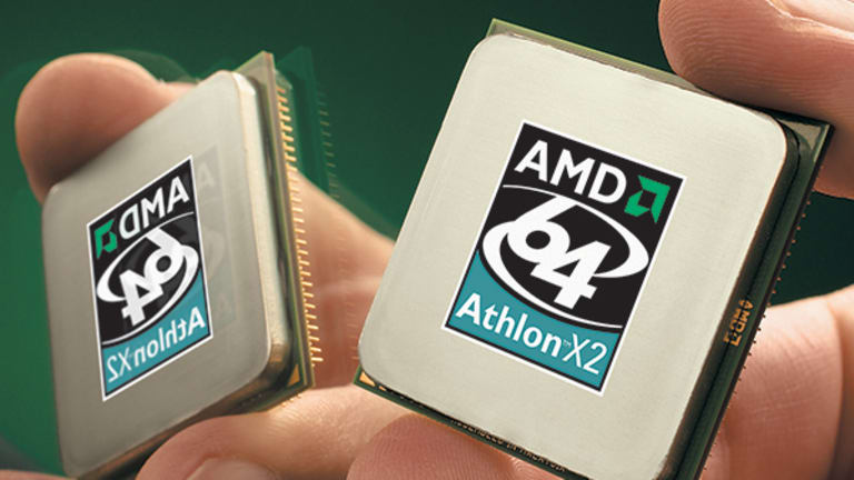 Advanced Micro Devices Inc. (AMD) Soars 5.35%