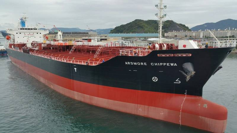 Ardmore Shipping Corporation (ASC) Plunges 8.46%
