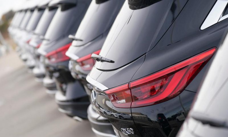 Late Sales Rebound Helps US Automakers Avoid 2020 Disaster