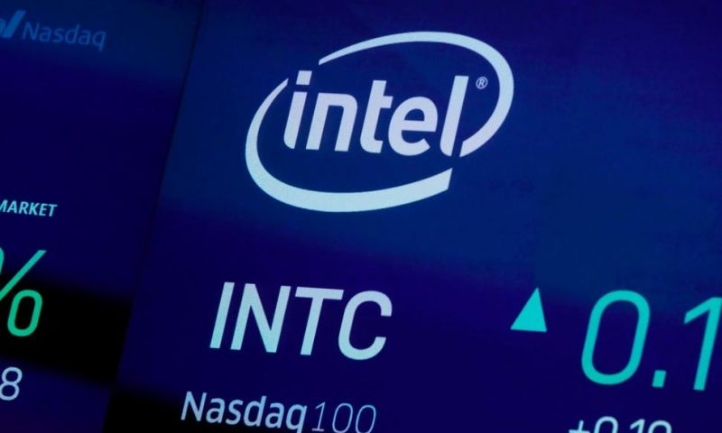 Intel Replaces Its Chief Executive After a Rocky Stretch