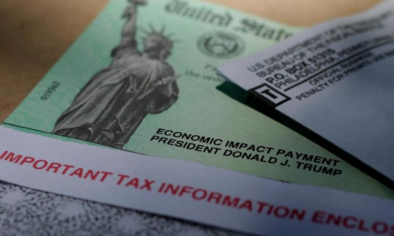 IRS Gets More Relief Payments Out After Delays