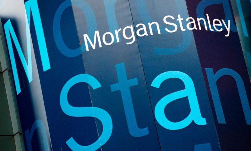 Morgan Stanley Profits Rise 48%, Helped by Strong Markets