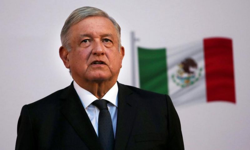 Mexico's President Continues to Blast US Investigation