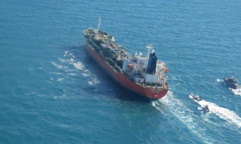 Iran Starts 20% Uranium Enrichment, Seizes South Korean Ship