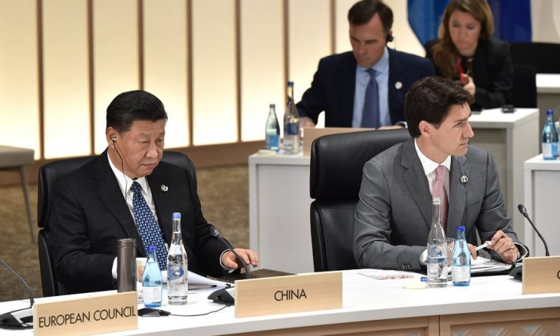 The Path Forward For Canada-China Relations