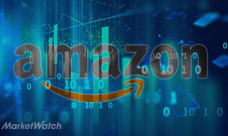 Amazon.com Inc. stock falls Wednesday, underperforms market