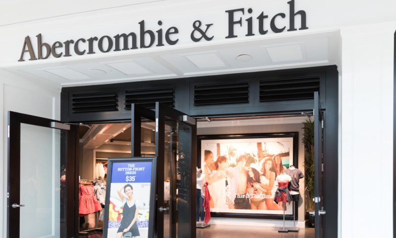 Ambercrombie stock higher after retailer sees 'digital momentum'
