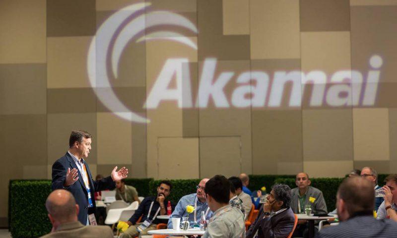 Akamai stock falls 7% after lower Q4 profits