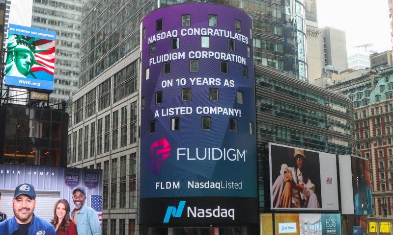 Fluidigm Corporation (FLDM) Plunges 10.21%
