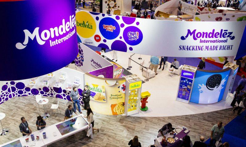 Mondelez International Inc. (MDLZ) Rises 2.2%