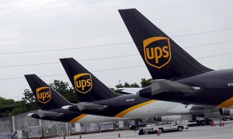Online Shopping Surge Delivers Record Revenue for UPS