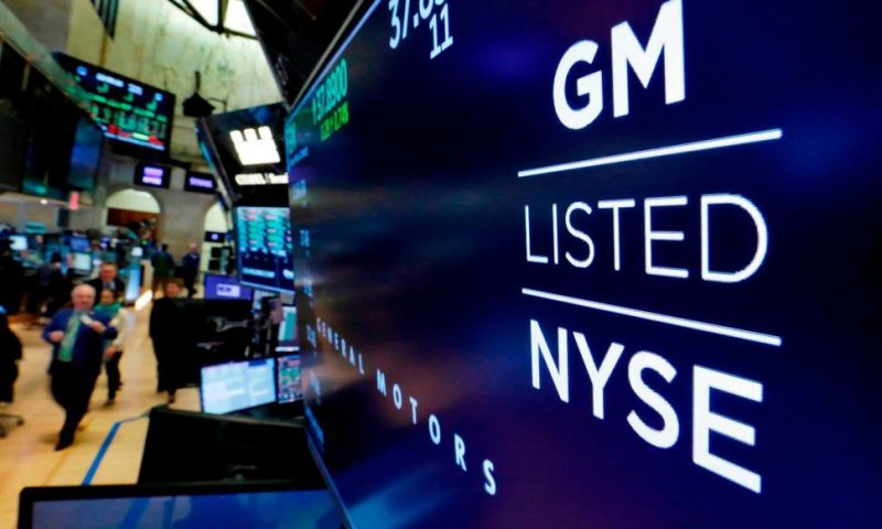 GM 2020 Profit Drops, but It Makes $6.43B Despite Pandemic