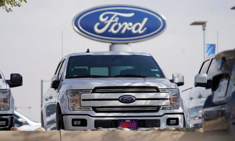 Ford Loses $1.28B in 2020, Raises Electric Vehicle Spending