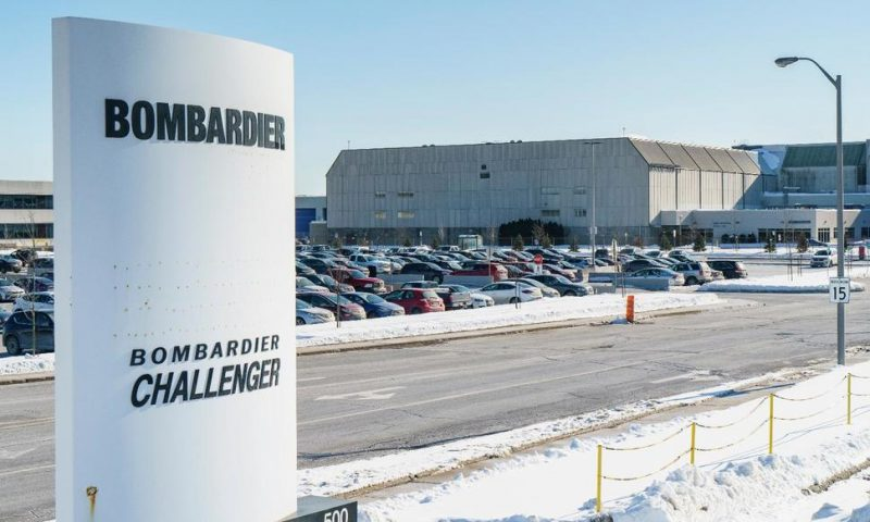 Bombardier to End Learjet Production, Cut 1,600 Jobs
