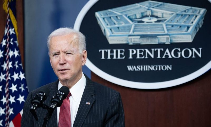 Biden Announces New China Review in Remarks to the Military
