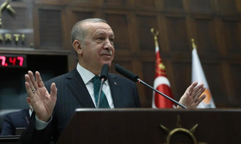 Turkey Says 2-State Solution Only Option for Divided Cyprus