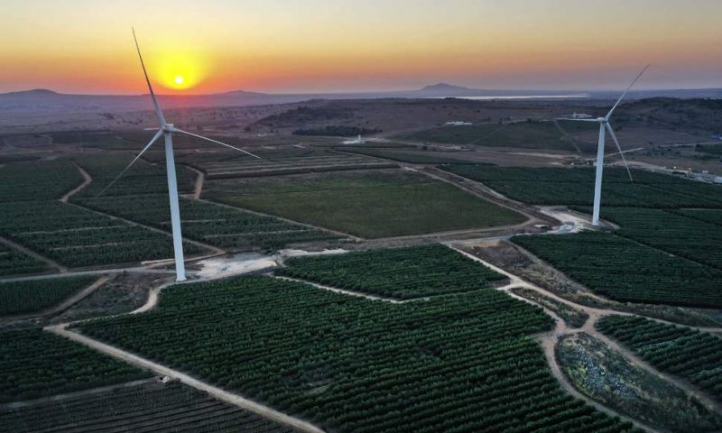 Renewable Project Stirs Concern Over Local Rights in the Golan Heights