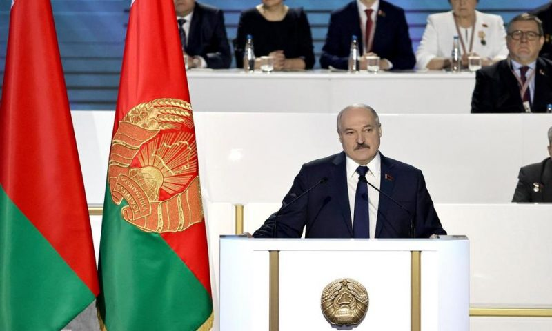 Belarus Leader Vows to Defeat Foreign-Backed 'Rebellion'