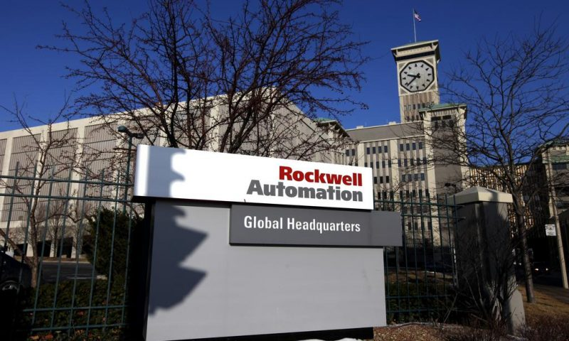 Rockwell Automation Inc. stock rises Friday, outperforms market