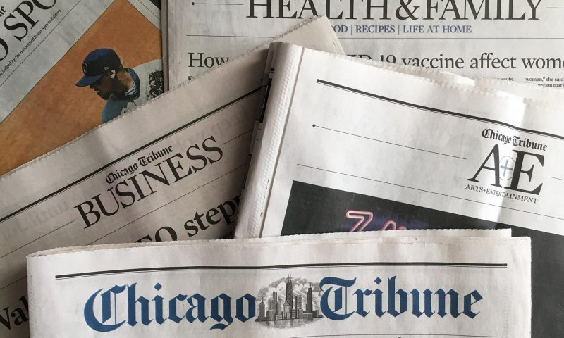 Swiss Billionaire Drops Bid for Tribune Publishing