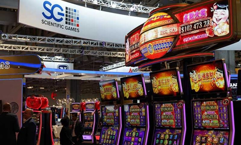 Scientific Games (SGMS) gains 0.4%