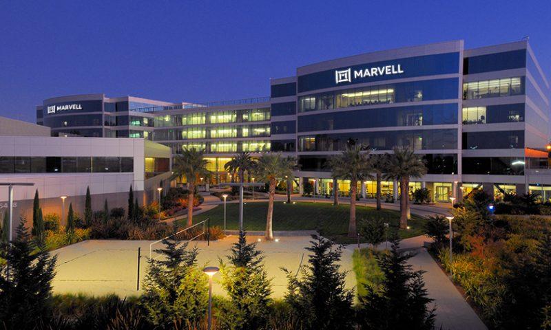 Marvell Tech Group (MRVL) falls 1.74%