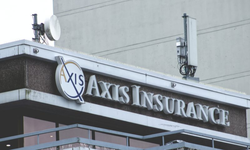 Axis Capital Holdings (AXS) gains 1.09%