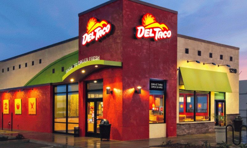 Del Taco Rest (TACO) gains 1.15%