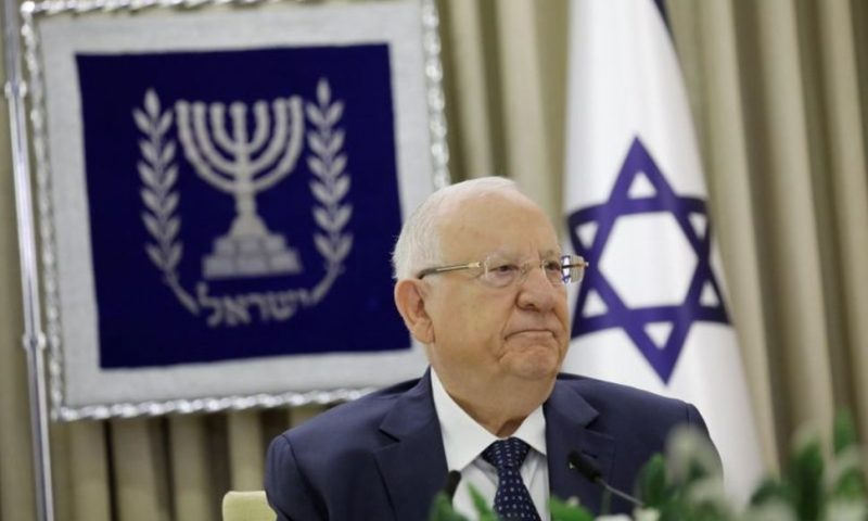 Israel's President Set to Announce Candidate to Form New Government