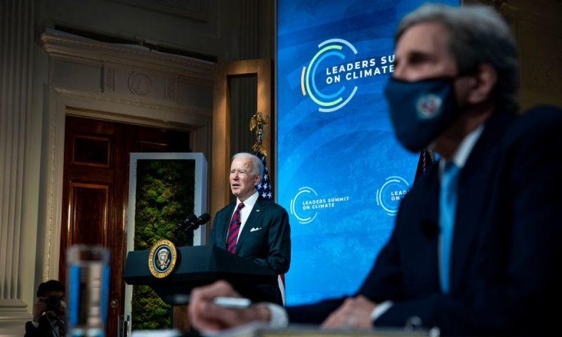 Biden Announces International Climate Finance Plan