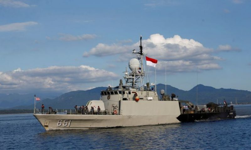 Rescuers Find Debris Thought to Be From Missing Indonesian Submarine
