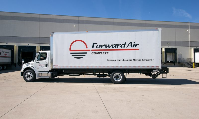 Forward Air Corporation (FWRD) Soars 2.77%