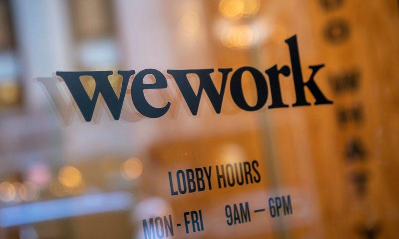 WeWork's new push to go public hasn't eased regulators' concerns