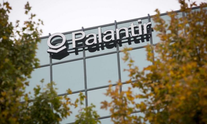 Palantir Technologies (NYSE:PLTR) Given New $170.00 Price Target at Citigroup