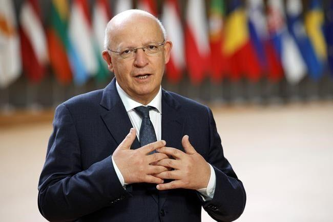 EU talks up Afghan support as US leaves, security declines