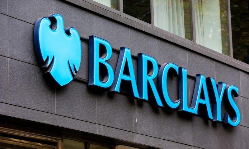 Barclays Plc (BCS) drops 10.39%
