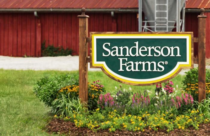 Sanderson Farms IN (SAFM) gains 2.68%